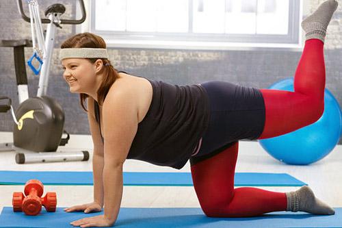 В США открылись специальные фитнес-центры для полных