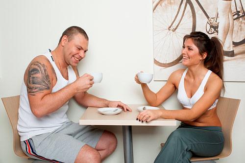 Совместные занятия фитнесом — один из лучших видов не только физической, но и эмоциональной терапии!