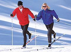 Как похудеть зимой. Встаем на лыжи!