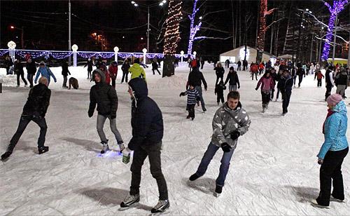 Спортивный Татьянин день — всем на лед!