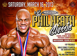 ����� �����������-��� Phil Heath Classic