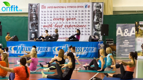 ������ ��������� International Fitness Open. ����� I