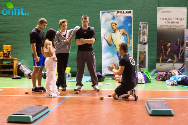 Первая конвенция International Fitness Open. Часть I