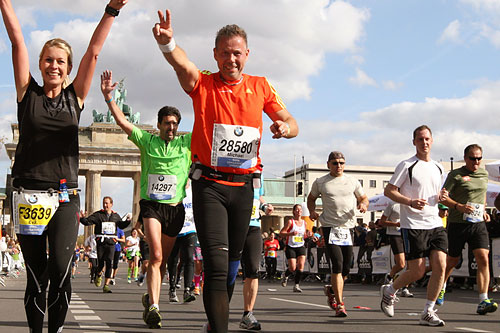 Берлинский марафон BMW  BMW Berlin Marathon
