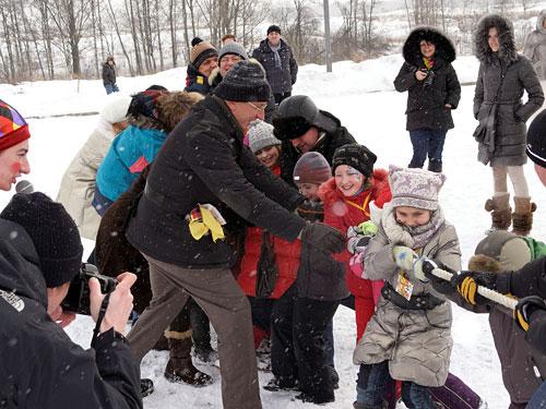 «Зимняя сказка» для всей семьи