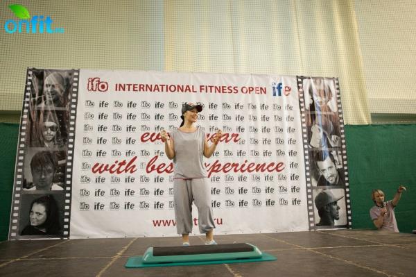 Первая конвенция International Fitness Open. Часть II