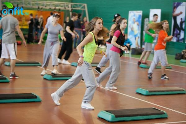 ������ ��������� International Fitness Open. ����� II