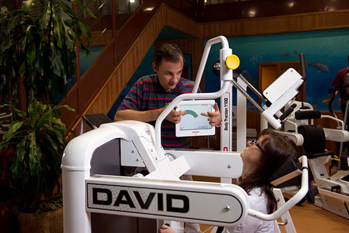 Презентация David Back Concept