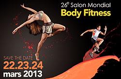 Mondial Body Fitness Form Expo 2013