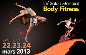 Mondial Body Fitness Form Expo 2013