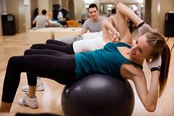 Только в феврале — спецпредложение на полугодовые абонементы в фитнес-клубе дворца спорта «Янтарь»