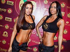 Финал конкурса фитнес-красоты Onfit Body 2012