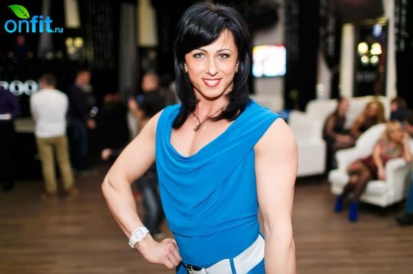 Церемония награждения конкурса фитнес-красоты Onfit Body 2012