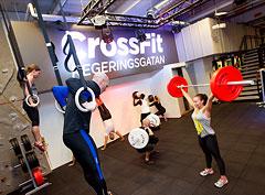 CrossFit — уникальная система тренировок для всех и каждого!
