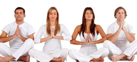 Йога поможет излечить психические расстройства