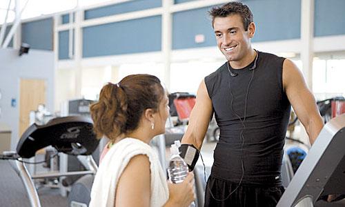 50% клиентов фитнес-клубов посещают их не ради спорта