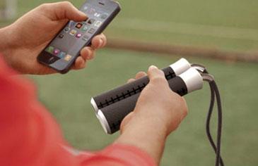 Инновационная скакалка с Bluetooth