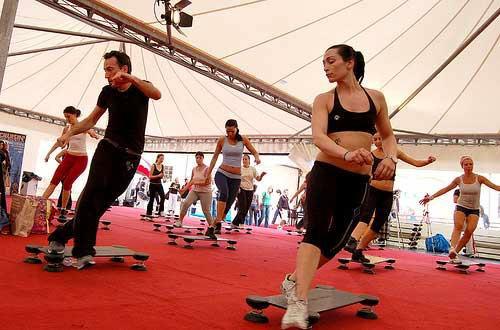 ������� Fitness Festival 2013