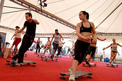 Римский Fitness Festival 2013