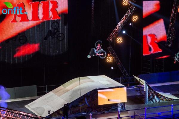 Фестиваль экстремальных видов спорта «Прорыв 2013»