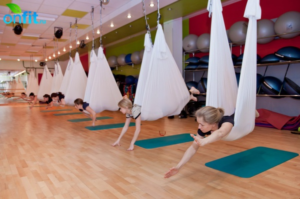 Antigravity Yoga Restorative
