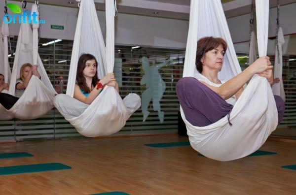 Antigravity Yoga Restorative