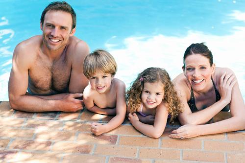 Семейные соревнования «Весенний водоворот»