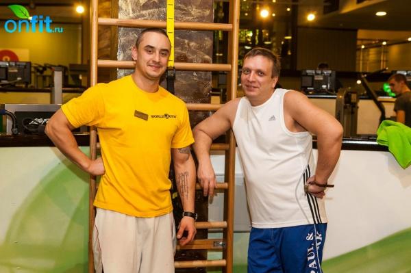 В гостях у фитнес-клуба WeGym Ферганская