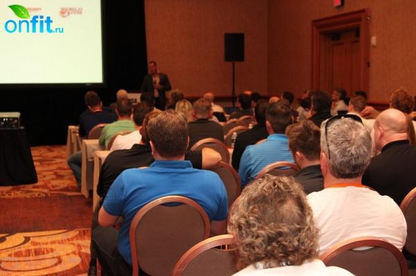 Конвенция IHRSA в Лас-Вегасе. День 1, часть 2