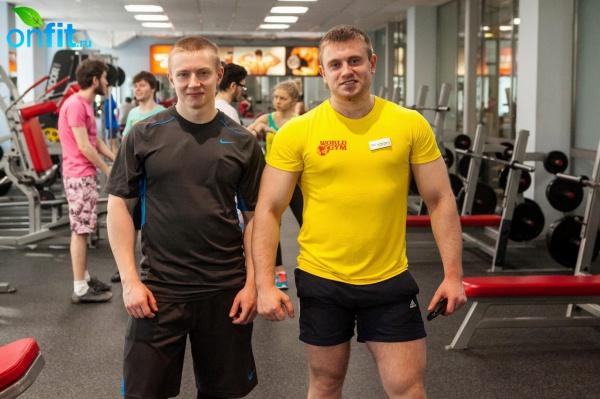 World Gym Fitness Fest&ITSEvent I'm Func: ������-����� ����������� ��������!