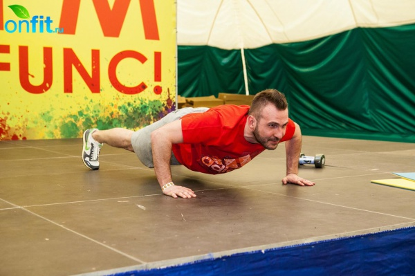 World Gym Fitness Fest&ITSEvent I'm Func: фитнес-сезон объявляется открытым!