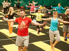 World Gym Fitness Fest&ITSEvent I