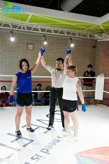 Турнир по боксу «Открытый ринг»