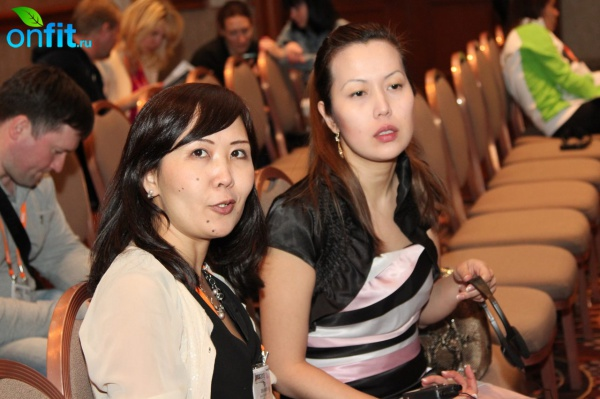 Конвенция IHRSA в Лас-Вегасе. День 2, часть 2