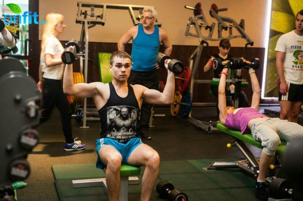 В гостях у фитнес-клуба WeGym Березовая
