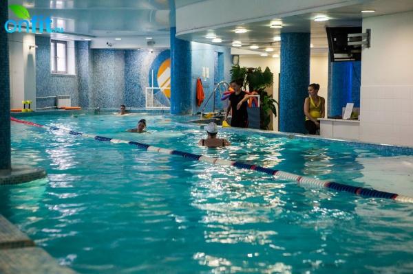 В гостях у фитнес-клуба N-ERGO Можайка