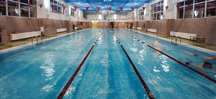 Бассейн 25 м с индивидуальными тренировками