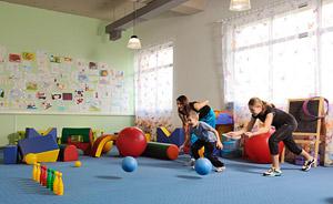 Детский клуб для веселого и комфортного отдыха