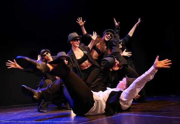 Пятый межклубный турнир по танцам и степ-аэробике