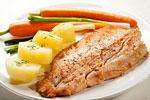 Рыба — это белок.