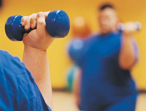 Конкуренция помогает в снижении веса. Мнение ученых