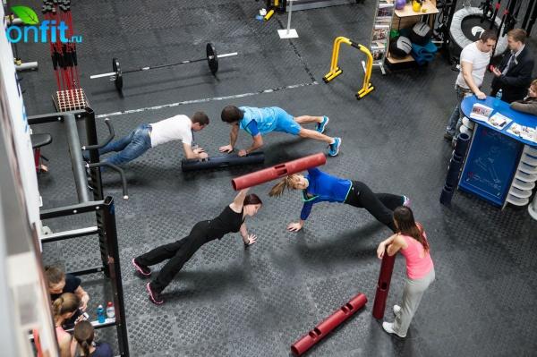 � �������� Weekend � ������ ��������� Fitness Summit 2013