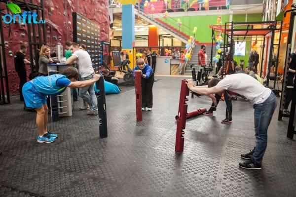 В минувший Weekend в Москве состоялся Fitness Summit 2013