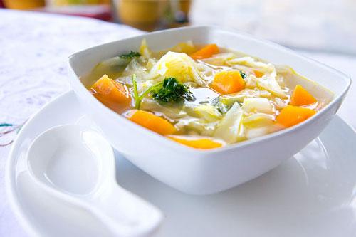 «Волшебный суп» от доктора Митчела