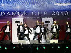 Объединяя лучшее! Dance Cup 2013 by Fitness Holding