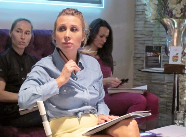 Обучающий семинар «Женский тренинг»