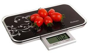 Зная, сколько граммов продукта вы съели, вы точно определите, сколько калорий принес вам ваш обед.