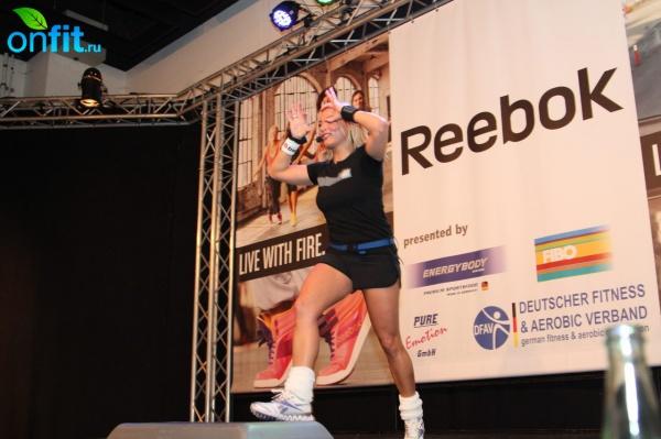 Фитнес-конвенция на FIBO 2013