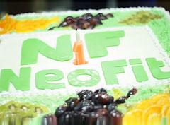Фитнес-клубу NeoFit — один год!