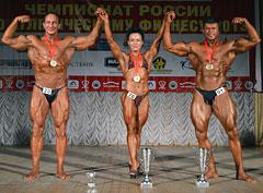 Чемпионат России по атлетическому фитнесу 2013 года